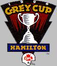 84th Grey Cup emblem